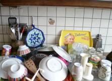 De Afwas op de Ouderwetse Manier Doen